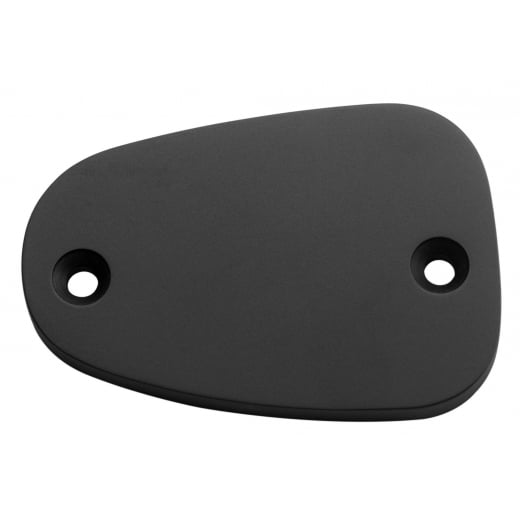 Motone Billet Disc Brake Oil Reservoir Master Cylinder Cap - Black