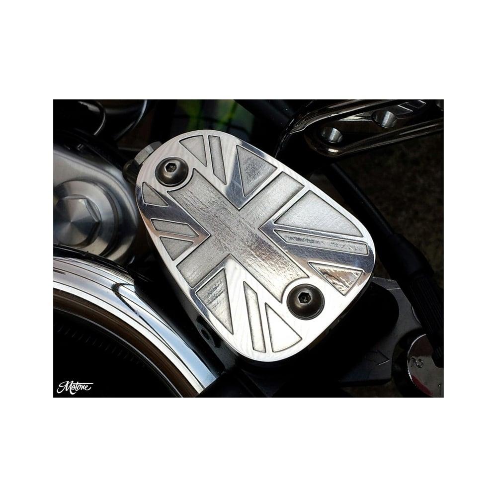 Motone Billet Disc Brake Oil Reservoir Master Cylinder Cap