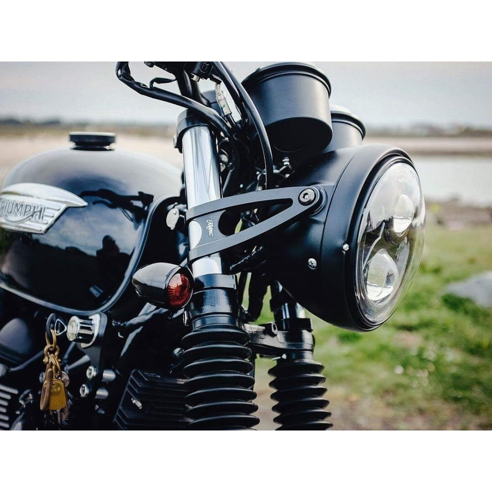 Motone Custom Headlight Brackets 41mm