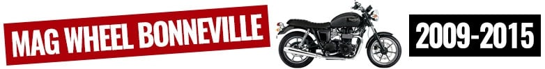Bonneville Mag Wheel 2009-2015 Sale