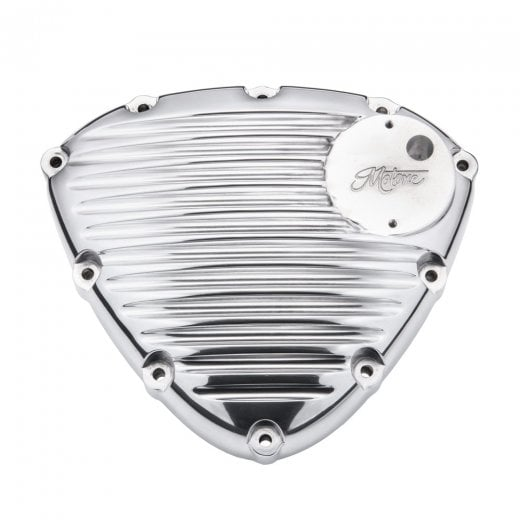 Motone Finned Timing/Stator Cover - Polish