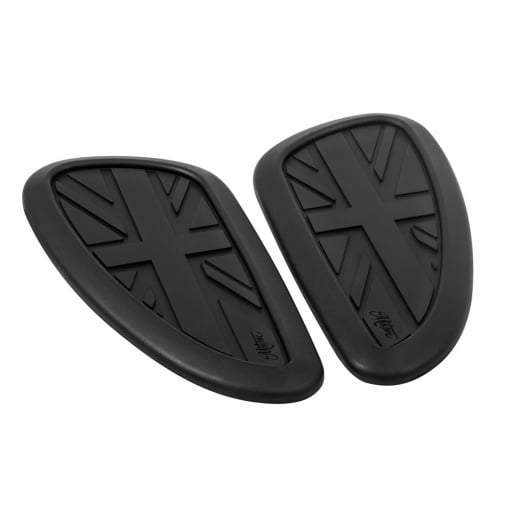 Motone Fuel/Gas/Petrol Tank Custom Knee Pads - Union Jack