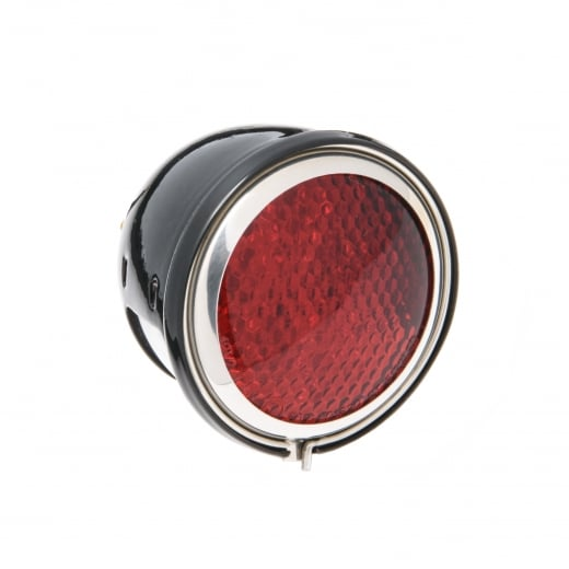 Motone Miller Clean - Taillight Unit - Black Housing - LED