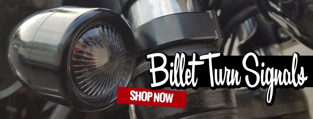 Billet Turn Signals