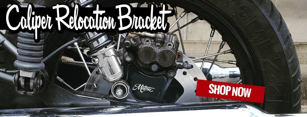 Billet Relocation Bracket