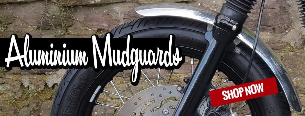 Aluminium Mudguards