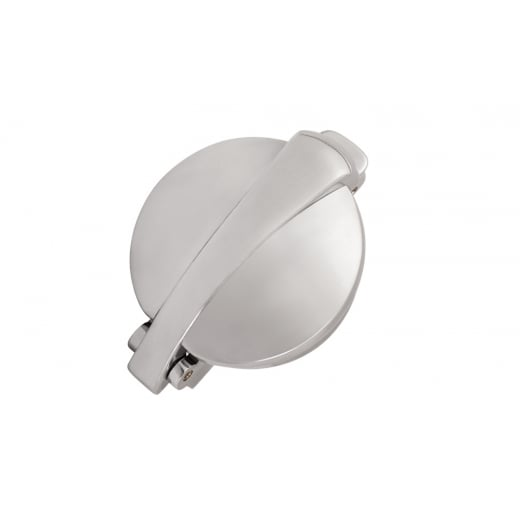 "Motone Monza Flip Up Gas Tank Cap 2""/50mm - Polished"