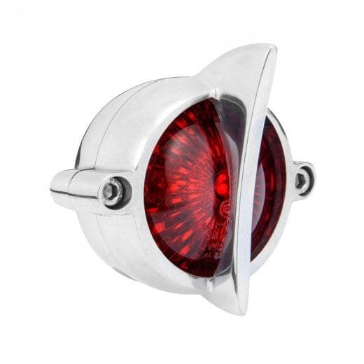 Motone Cuda Tail Light - LED - Polish