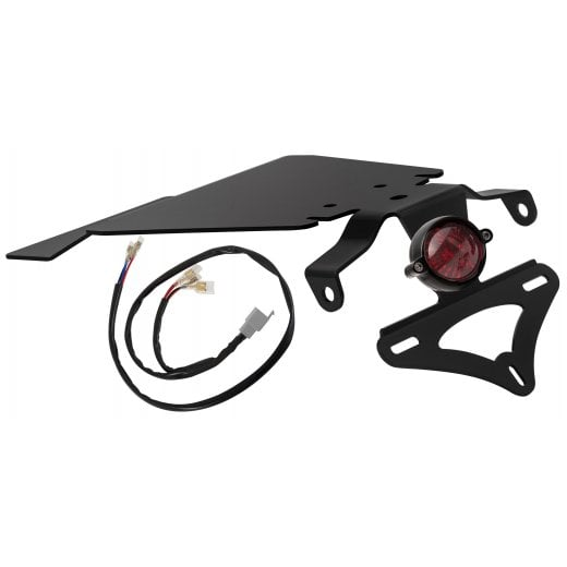 Motone Eldorado Light in Black - Tail Tidy - Loom - Kit