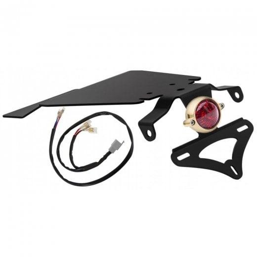 Motone Eldorado Light in Solid Brass - Tail Tidy - Loom - Kit