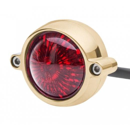 Eldorado Tail Light - LED - Solid Brass