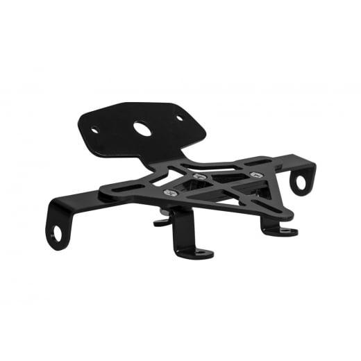 Motone Lucas Tail Light / Turn Signal / Number Plate Bracket Assembly - Bracket Only
