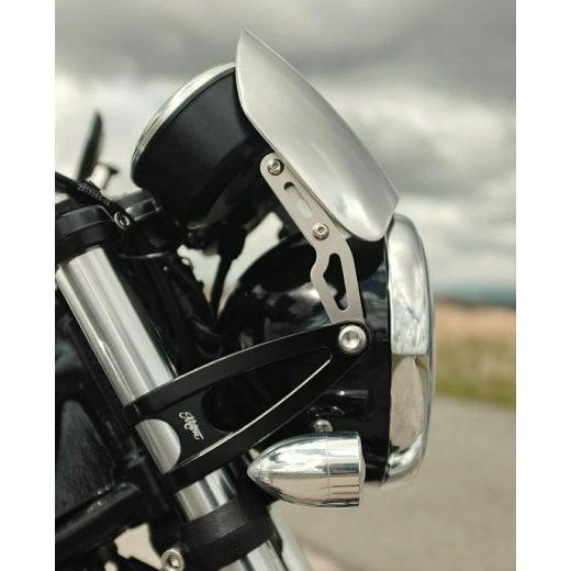 Motone Microblade Aluminium Screen Mirror Polish Finish