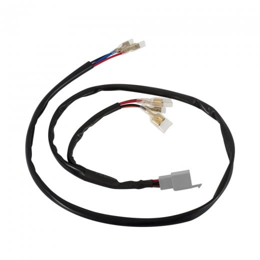 Motone Plug and Play Wiring Harness Adapter - for rear Mudguard Mount Indicators