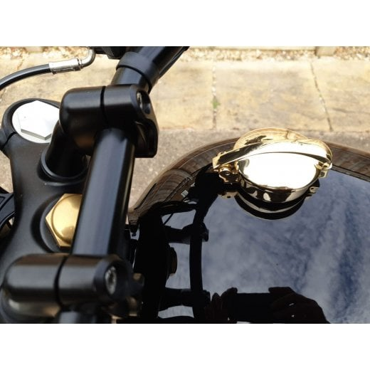 Motone Solid Brass Monza Cap Kit  - Limited Run