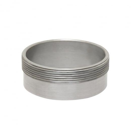 """Motone Steel Weld-In Collar for Monza Cap 2.5""""/62mm"""