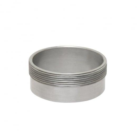 """Motone Steel Weld-In Collar for Monza Cap 2""""/50mm"""