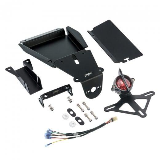 Motone Tail Tidy Kit Street Twin/Street Scrambler/T100/T120 - CUDA Light Black