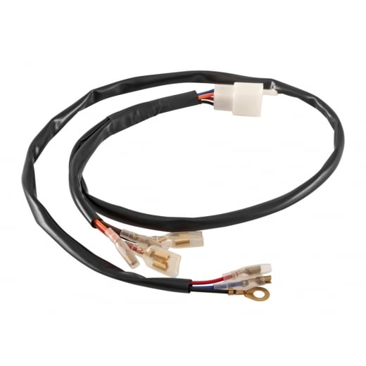 Custom Motorcycle Eletrical Wiring Harness