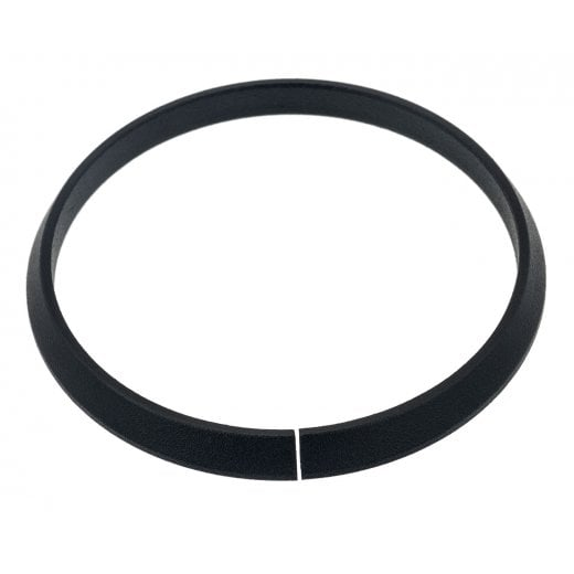 Motone BLACK- Billet Ring Adapter for fitting Motone Gas Caps to Speed Twin/Thruxton/Scrambler 1200