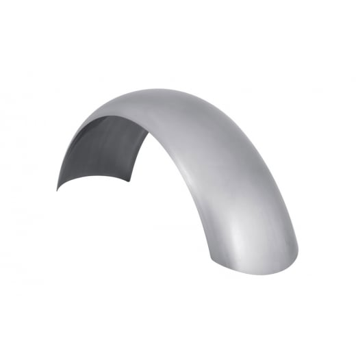 "Motone Rear Fender/Mudguard Rolled Steel 170mm width 15/16"" Wheel"