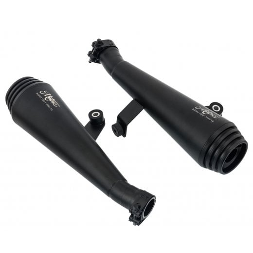 Saturn V - Exhaust System - T120/T100 - Black